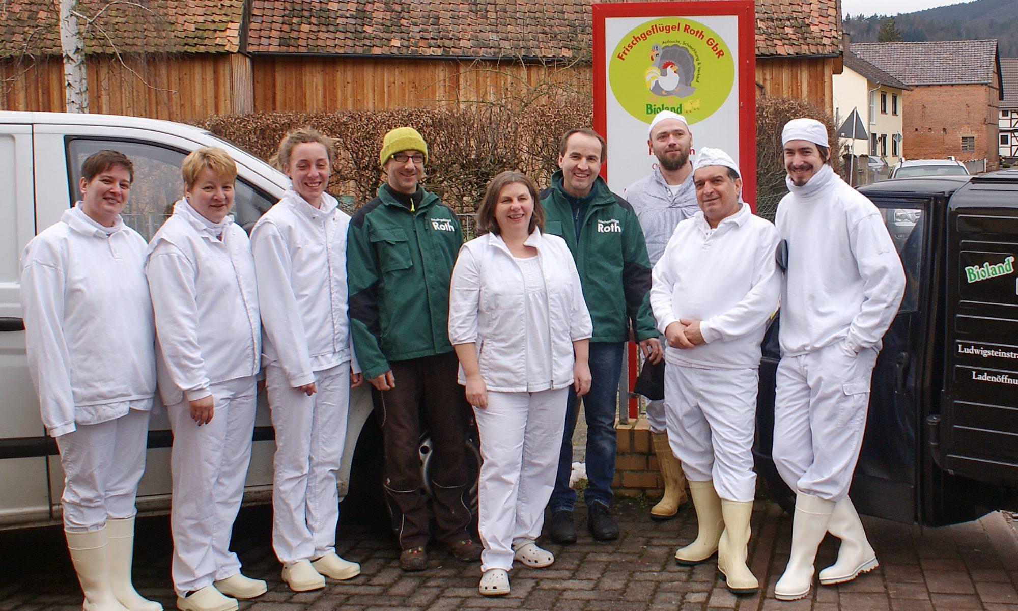 BIO Hof Roth Team